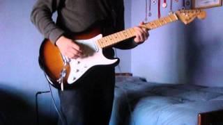 Cuando te vayas (Los Prisioneros cover en guitarra)
