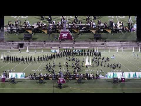 Round Rock High School Marching Band 10-29-2016