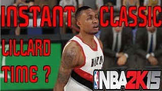 NBA 2K15 Xbox One - CLASSIC SUBSCRIBER GAME- TOO GOOD TO EDIT - ONLINE RANKED MATCH #NBA2K15