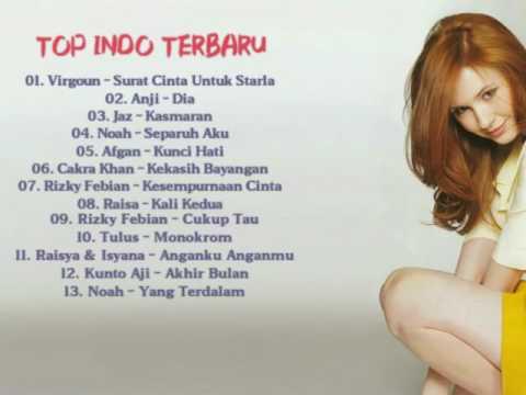 TOP HITS LAGU INDONESIA TERBARU