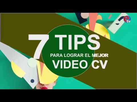 ¿Qué es un videoCV y cómo se hace?
