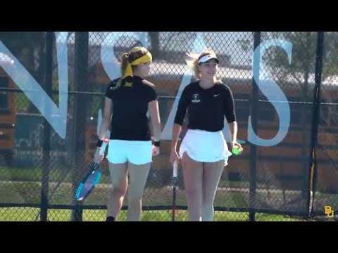 Baylor Tennis (W): Highlights vs. Texas