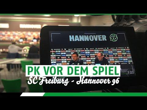 PK vor dem Spiel | SC Freiburg - Hannover 96