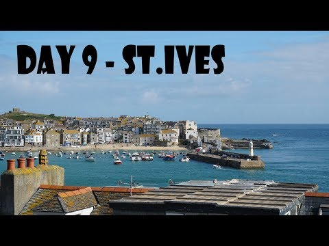 Holiday Day 9 - St.Ives, Fishing