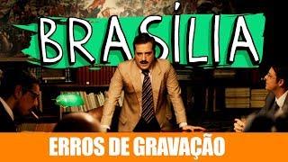 ERROS DE GRAVAÇÃO - BRASÍLIA