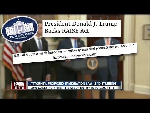 Immigration attorney: President Trumps new immigration law disturbing economic discrimination'
