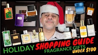 Holiday Fragrance Shopping Gift Guide, Fragrance Gifts Under $100 🎁🎁🎁