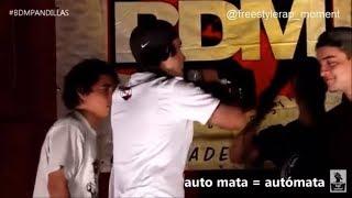 El arte del Calambur #2 | Freestyle Rap (Juegos de Palabras) [Batalla de Gallos] 2016