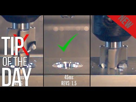 G82 Dwell Time Explained – Haas Automation Tip of the Day
