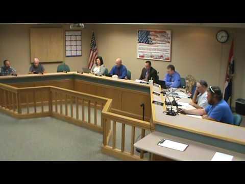 City of Centralia - Board of Aldermen - May 15, 2017