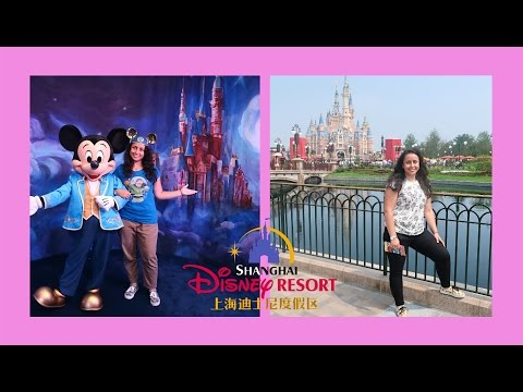 Shanghai Disneyland (Grand Opening) Vlog - June 2016