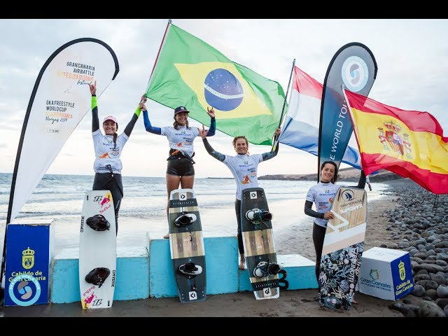 GKA Freestyle World Cup - Gran Canaria - Day Three Highlights