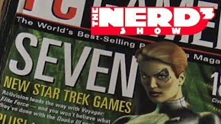 The Nerd³ Show - 07/09/19 - A Twenty Year Old Gaming Magazine