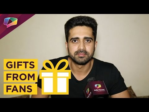 Avinash Sachdev receives more gifts from his fans part-03