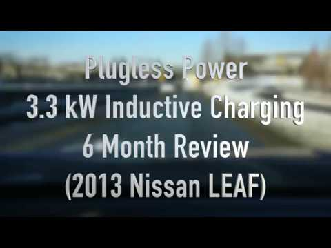 Transport Evolved Review: Plugless Power Inductive Charging System  (No Music)