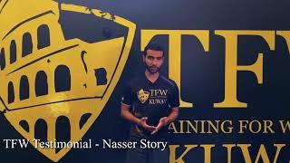 TFW Testimonial - Nasser Story