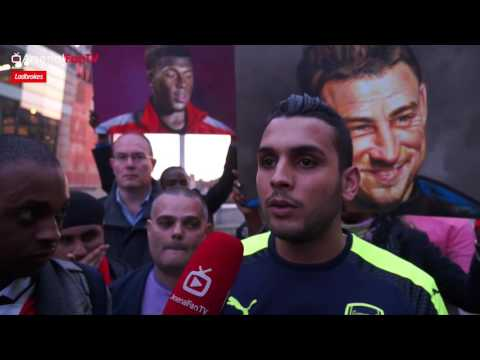 Arsenal 2 Man City 2 | Fans Give Their Thoughts On Arsene Wenger!