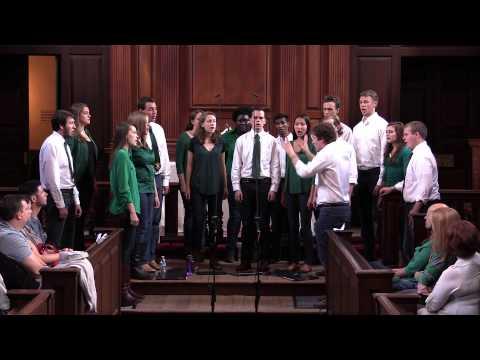 David's Lamentation (William Billings) - Christopher Wren Singers - October 2014