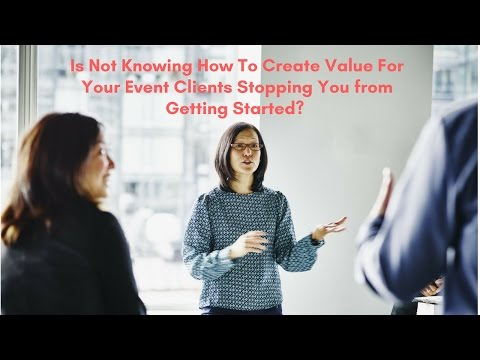 Event Planning Tips To Create Value For Your Clients with Alex Cheung