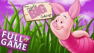 Disney's Piglet's Big Game (GameCube) - Full Game (100%) HD Walkthrough - No Commentary
