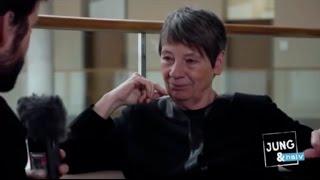 Chemtrails - Die Bundesumweltministerin nimmt Stellung (dieses Video wurde gelöscht!)