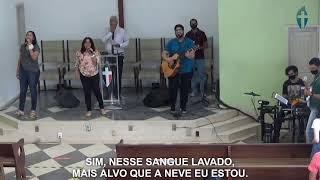 #76 - Culto Online | Rev. Robson Ramalho
