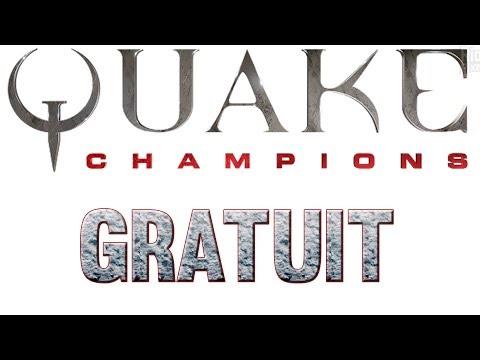 GRATUIT Jusqu'au 18 : Quake Champions - Gameplay