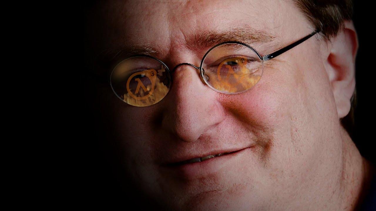 Gabe Newell Half Life 3 Confirmed