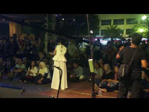 Bandanaira Performing Indonesia Pusaka at International Jazz Day Jakarta 2018