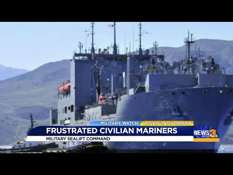 Civilian mariners still frustrated