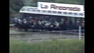 DON VALENTON con Rafael Torrealba Clasico Fuerzas Armadas de Cooperacion 1993...!!!