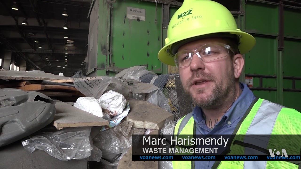 China Trash Ban Creates Crisis for US Recyclers