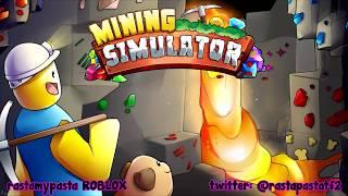 DRAWING THE MINING SIM THUMBNAIL! (ROBLOX)