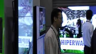 Primalcom Enterprise booth at ITX Asia 2012