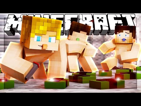 Minecraft Who's Your Daddy | BABY BLOWS UP THE GARAGE WITH C4?