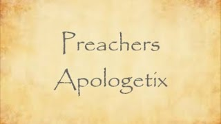 Watch Apologetix Preachers video