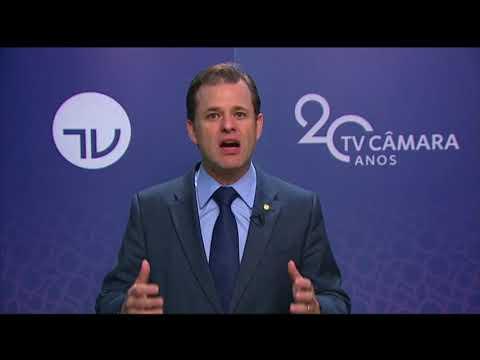 20 Anos TV Câmara: deputado Leonardo Quintão (MDB-MG)