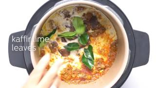 Beef Rendang with the PHILIPS All-I...