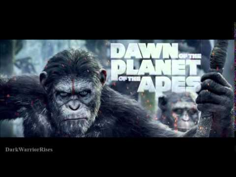 Dawn of the Planet of the Apes- (Sencit Music- From The Skies) Trailer Music/SoundTrack 2014