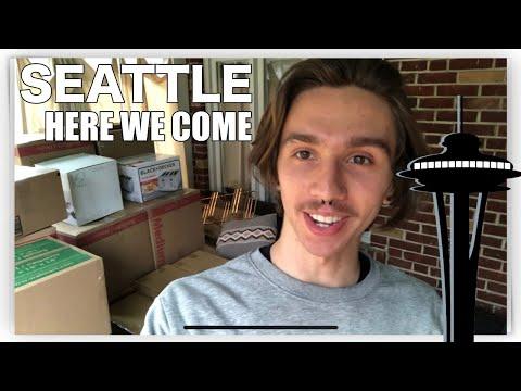 Moving to Seattle WA, UPDATE! | Vlog
