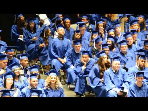 2017 graduation part2 james ford rhodes high school cleveland ohio