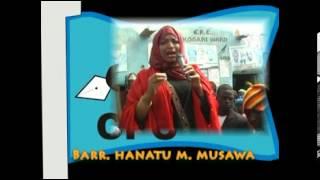 Hannatu Musawa 2011 Election Campaign, Nigeria