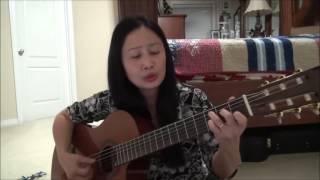 Cát Bụi Cuộc Đời   guitar cover lục bình tím