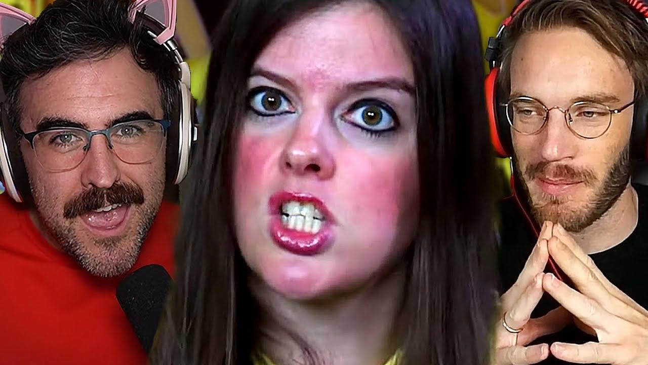 Download Cringe Hoarder Couple Fight Over SpongeBob Vs Buddah