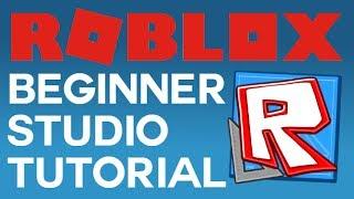 Roblox Studio | Principiante rapido Tutorial (2017)