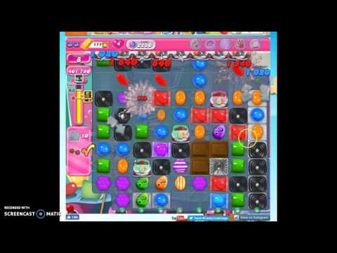 Candy Crush Level 2230 help w/audio tips, hints, tricks