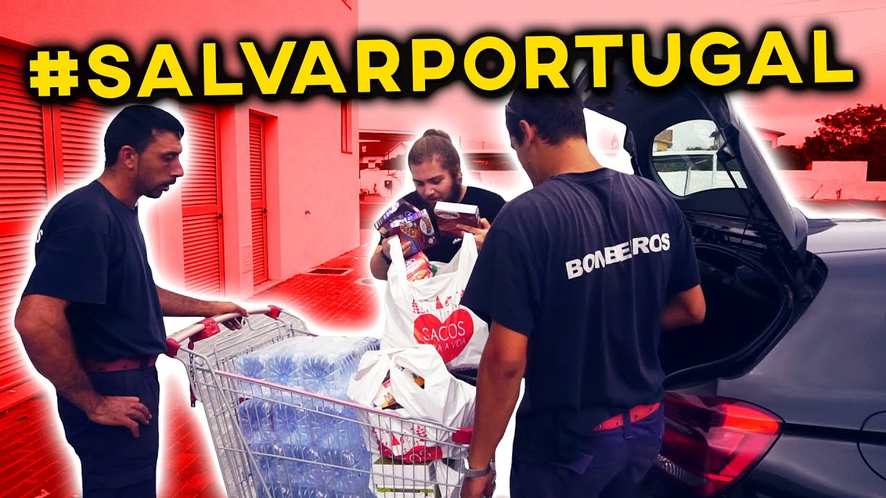 FINALMENTE CHEGOU O DIA #SalvarPortugal