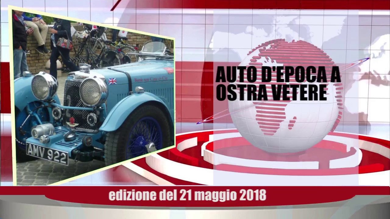 Velluto Notizie Web Tv Senigallia Ed  21 05 2018