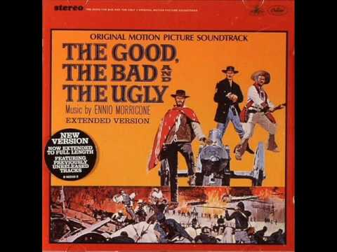The Good, The Bad & The Ugly SoundTrack - The Trio