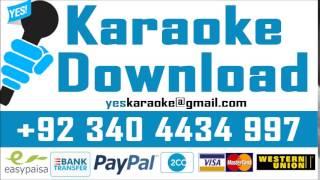 Ye duniya rahe na rahe   Mera naam hai mohabbat   Mehdi Hassan Pakistani Karaoke Mp3